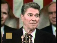 How Ronald Reagan Described the Economy in His 7th-Year State of the Union Comparing the rhetoric of two presidents who inherited economic messes reminds us of the wide gap between their respective recoveries.