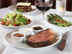 Fleming's Prime Rib Summer Nights, Fleming's Prime Steakhouse & Wine Bar is celebrating summer with its three-course Prime Rib Dinner available for $29.95. Guests can enjoy this summer treat for a special price each Sunday and Monday through to September 1st. Fleming's Prime Steakhouse & Wine Bar 4322 West Boy Scout Boulevard Tampa, FL 33607