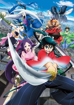 Joujuu Senjin!! Mushibugyo Anime Trailer Streamed