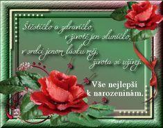 Happy Birthday Quotes, Wreaths, Frame, Decor, Anna, Picture Frame, Happy Birthday Captions, Decoration, Door Wreaths