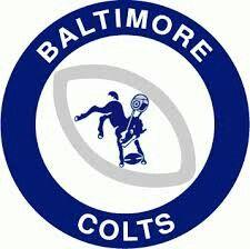 Baltimore Colts Alternate Logo