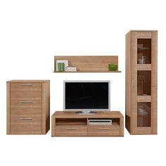 Wohnzimmer Möbel Noce
