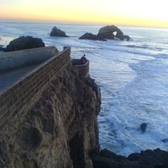 Lands End, San Francisco.