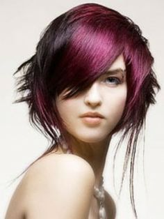 edgy and love the purple