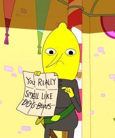 Adventure Time | Lemongrab
