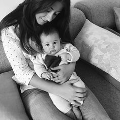 Mimi Ikonn, Alexa Love Ikonn, Mother and Daughter, Cute Baby