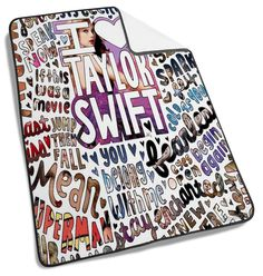Taylor Swift 1989 Collage 04 Blanket #taylor swift #ts 1989 #taylor swift 1989 #collage #blankets #gift #home decor #house wares #blanket #home kitchen #Bedding #Bed Blankets #Bed Blankets #quotes #taylor swift quotes