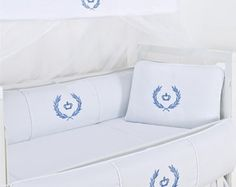 Kit Berço Príncipe Azul 10pçs