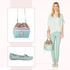Bahar renkleri ile business stili... #ipekyol #ipekyoldanyazışıltısı