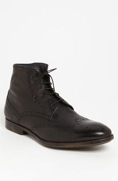 Paul Smith 'Columbia' Wingtip Boot available at #Nordstrom
