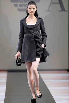 Emporio Armani Fall 2007 Ready-to-Wear - Collection - Gallery - Style.com