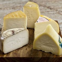 5 Favorites Cheese Sampler - Click to enlarge