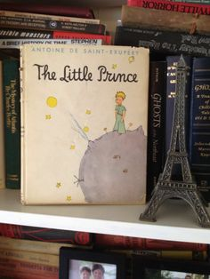 THE LITTLE PRINCE Antoine De Saint-Exupery Harcourt Brace & World 1943 W/Errors