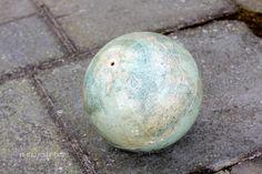 Replogle World Globe. Vintage. Mint Green. by NorthMajestyTrail
