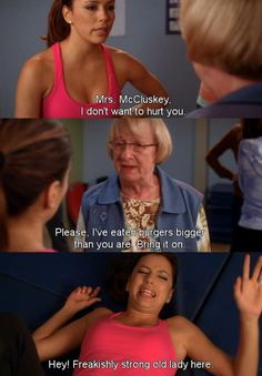 I don't want to hurt you ~ Desperate Housewives Quotes ~ Season 6, Episode 9: Would I Think of Suicide?