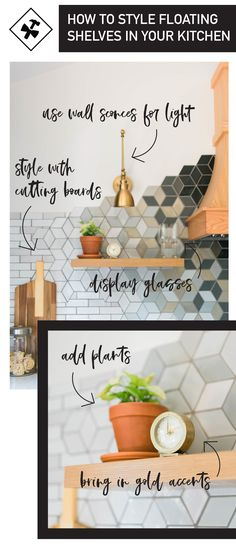 8 Steps to Perfectly Styled Shelves with Shelfology Nursery Shelves, Basement Layout, Transitional Home Decor, Basement Remodeling, Ceiling Design, Home Decor Styles, Home Decor Inspiration, Floating Shelves, Farmhouse Decor
