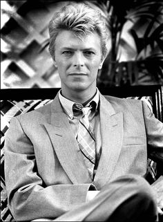 David Bowie, unique en son genre