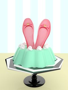 Let them eat cake! #tory burch #still life