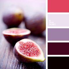 Цветовая палитра №3756