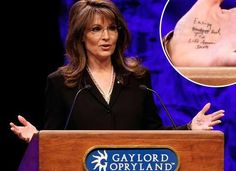 US for Palin has posted: Palin Open Thread - April 23, 2015