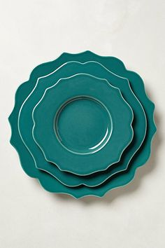 Baroque Charger Plate #Anthropologie #PinToWin