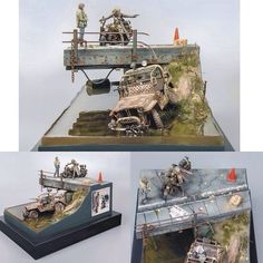 On the bridge PART2 scale: 1:35 By: Sergey Zykov