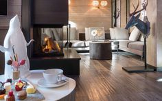 Luxury Ski Chalet, Topaz Apartment, Courchevel 1850, France, France (photo#8718)