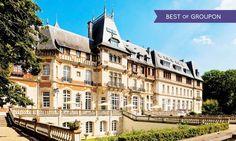 Château de Montvillargenne à 60270 Gouvieux : Bien-être 4* à proximité de Paris: #60270GOUVIEUX 149.00€ au lieu de 235.00€ (37% de…