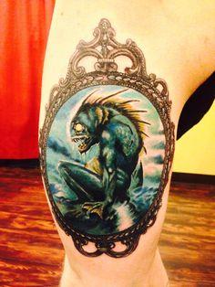 deep one tattoo