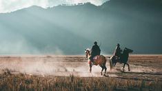 Horses, Mountains, Nature, Travel, Animals, Naturaleza, Viajes, Animales, Animaux