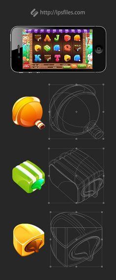 Письмо «18 пинов, на которые стоит взглянуть» — Pinterest — Яндекс.Почта Game Ui Design, E Design, Icon Design, Game Gui, Game Icon, 2d Game Art, Video Game Art, Digital Painting Tutorials, Digital Art Tutorial
