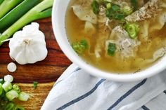 The BEST Wonton Soup Recipe – ohmydearblog
