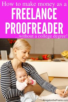 Work from home proofreading