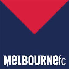 Melbourne Demons logo Melbourne, Australian Football League, Team Mascots, Football Players, Demons, Sports Logos, Club, Toms, Quilt