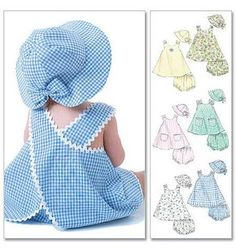 Baby clothes should be selected according to what? How to wash baby clothes? What should be considered when choosing baby clothes in shopping? Baby clothes should be selected according to … Baby Patterns, Dress Patterns, Sewing Patterns, Sundress Pattern, Baby Sewing Projects, Sewing For Kids, Fashion Kids, Fashion Sewing, Fashion Outfits