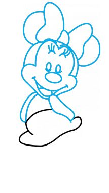 how to draw a baby mouse