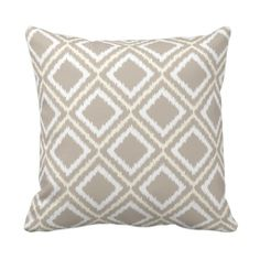 =>Sale on          Square Throw Pillow   Neutral Taupe Ikat Pattern           Square Throw Pillow   Neutral Taupe Ikat Pattern so please read the important details before your purchasing anyway here is the best buyShopping          Square Throw Pillow   Neutral Taupe Ikat Pattern Review on ...Cleck Hot Deals >>> http://www.zazzle.com/square_throw_pillow_neutral_taupe_ikat_pattern-189390930643309790?rf=238627982471231924&zbar=1&tc=terrest