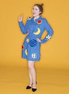 Ms. Frizzle   35 DIY Costumes Guaranteed To Win Halloween
