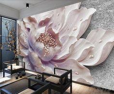 3d Wallpaper For Walls, View Wallpaper, Custom Wallpaper, Photo Wallpaper, Wallpaper Ceiling, Wallpaper Size, Nature Wallpaper, Lotus Wallpaper, Modern Wallpaper Designs