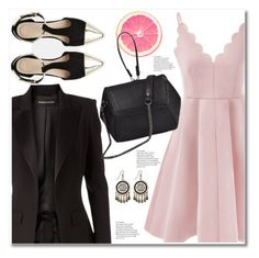 """Untitled #1997"" by aida-nurkovic ❤ liked on Polyvore featuring Alexandre Vauthier and ASOS"