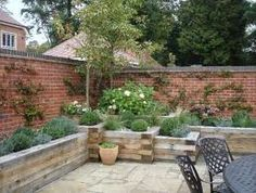 walled courtyards - Google Search