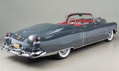 Cool Cadillac 2017: 1953 Cadillac Eldorado Special Sport Convertible... Check more at http://cars24.top/2017/cadillac-2017-1953-cadillac-eldorado-special-sport-convertible/