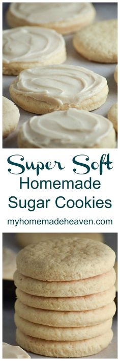 This is our go-to sugar cookie recipe! Tried and true all the way!