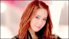 hair colors, yoona snsd