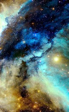 Nebulae are the most perfect things that exist * - *