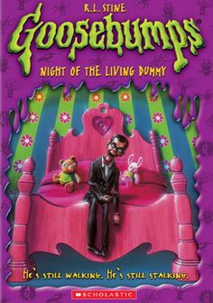 Goosebumps - Night of the Living Dummy was the scariest book EVER!