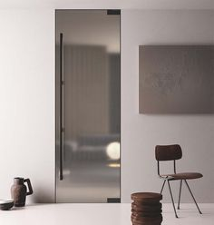 Archi Design, Industrial House, Luxurious Bedrooms, Windows And Doors, Glass Door, Foto E Video, Ikea, Sweet Home, Living Room