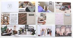 I'm working my way through the last few months ofProject Life® 2017 and today I'm sharing my spread for Week 36. Yo...