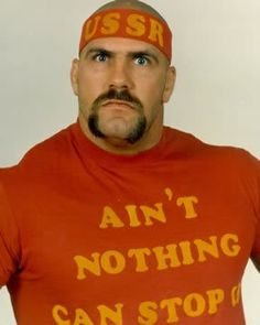 NWA Legend Nikita 'The Russian Nightmare' Koloff On How Professional Wrestling Prepared Him For A Life In Christian Ministry. Men's Wrestling, Wrestling Stars, Wrestling Superstars, Lex Luger, Old Adage, The Man From Uncle, Professional Wrestling, Ufc, Fangirl