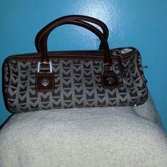 Michael Kors handbag Small brown logo handbag Michael Kors Bags